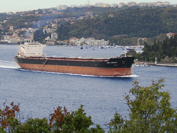 M/V Mary Gorgias